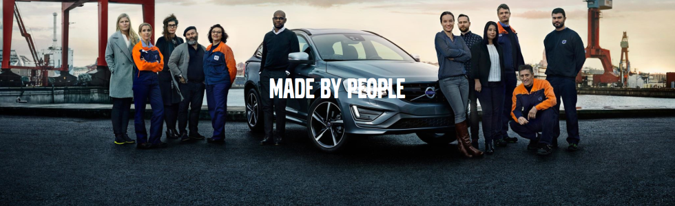 Volvo XC60 Made By People