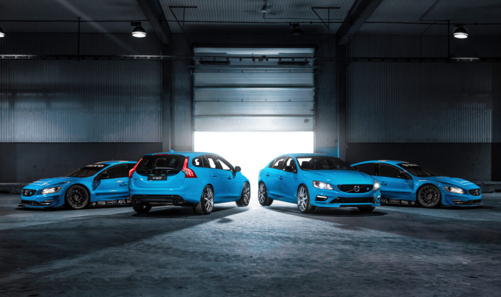 Volvo V60 og S60 Polestar