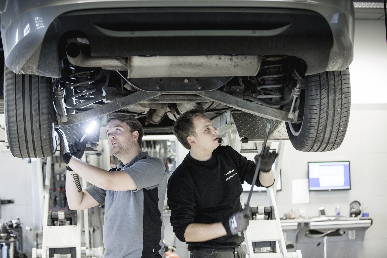 Volvo Personlig Service
